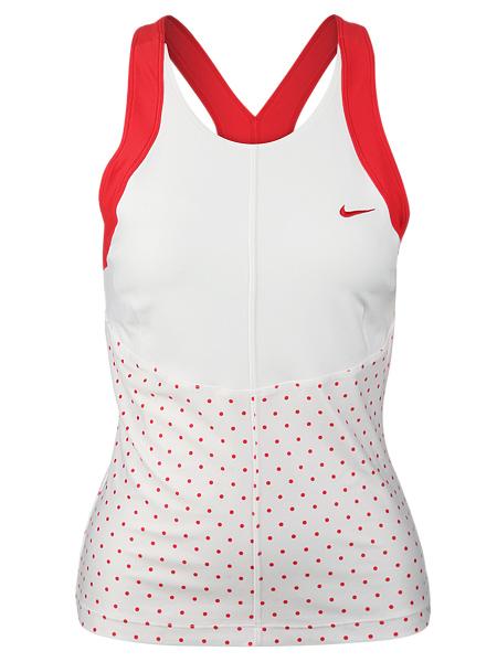 Polka dots by Nike.