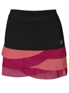 Fila Women's Winter Baseline Skort, Tenniswarehouse.com.